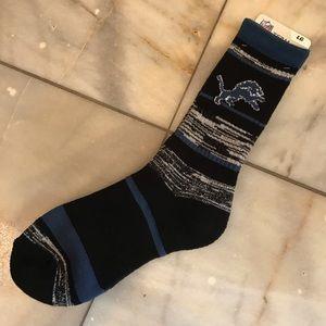 Detroit Lions Socks